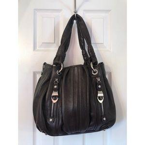 Women's brown tote bag